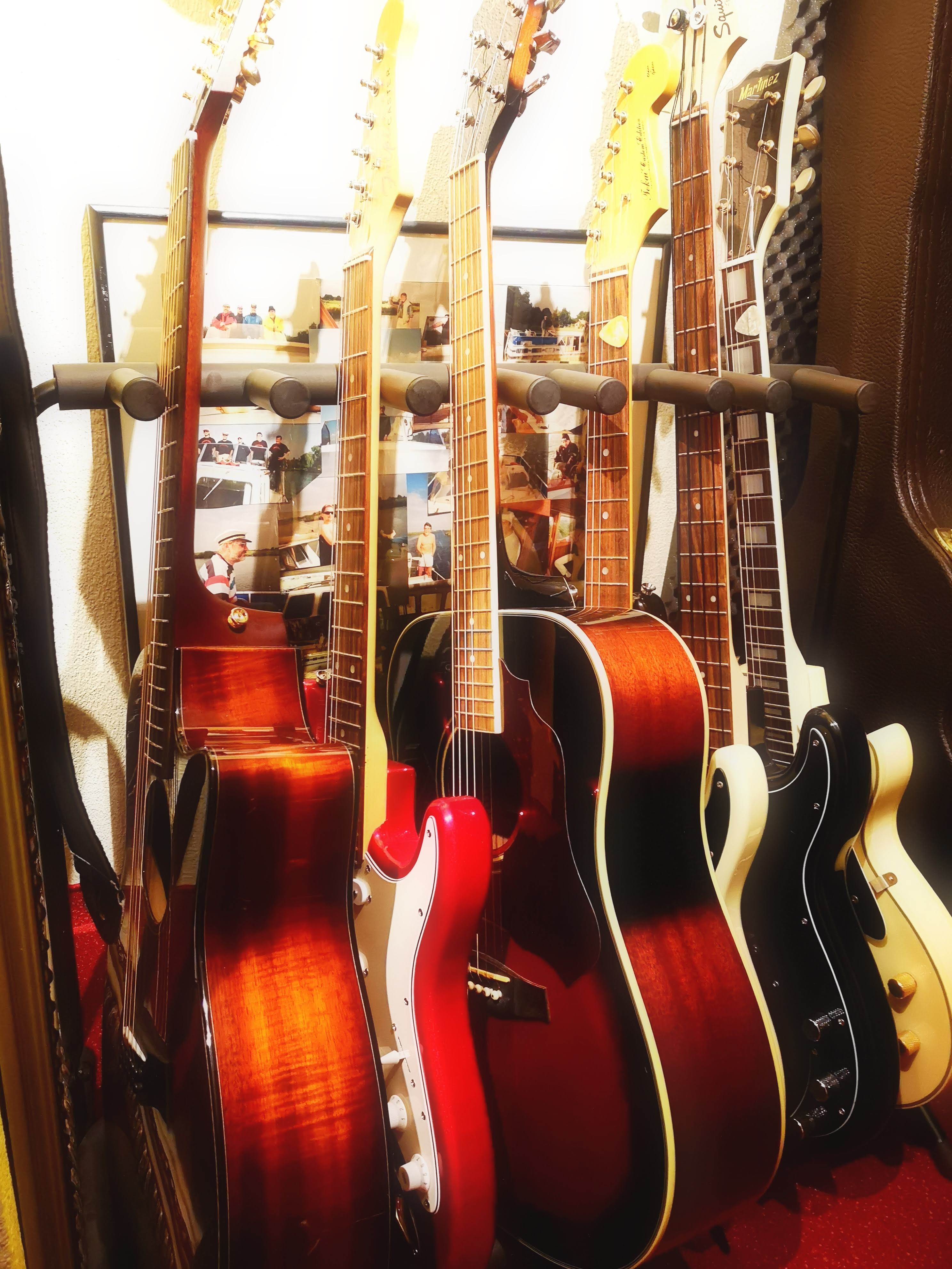 ...some Guitars